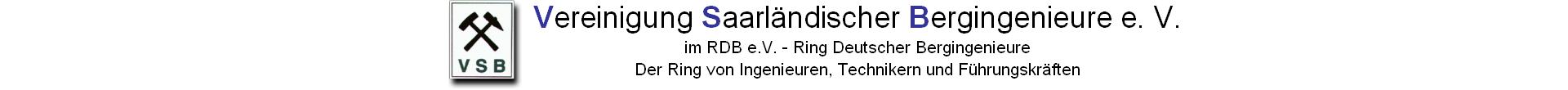 Vereinigung Saarländischer Bergingenieure e. V.